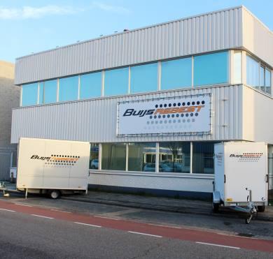 Hoofdkantoor Buijs Asbest B.V. Utrecht