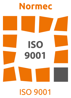 Normec Certification ISO 9001